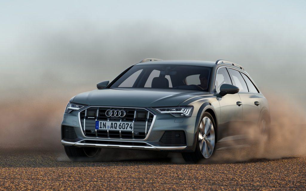 Review dari Audi A6 Allroad Quattro 50 TDI Sport