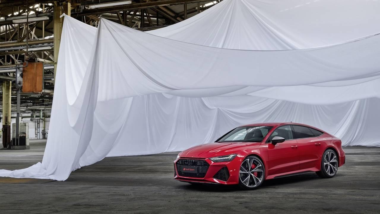 Audi RS7 2020 : Tenaga Besar dan Tampilan Baru Yang Memukau