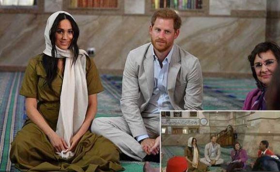 Pangeran Harry Ke Afrika