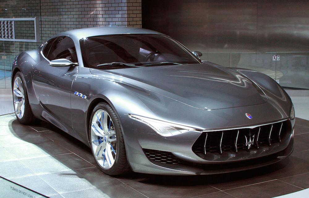 Mobil Masa Depan Maserati Akan Menjadi EV atau Hybrid