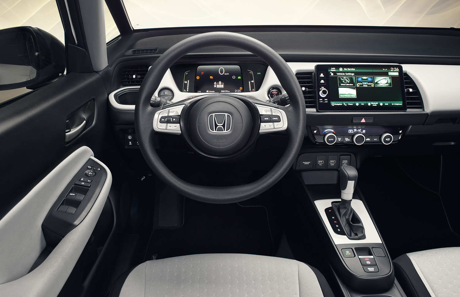 All-new Honda Jazz Interior