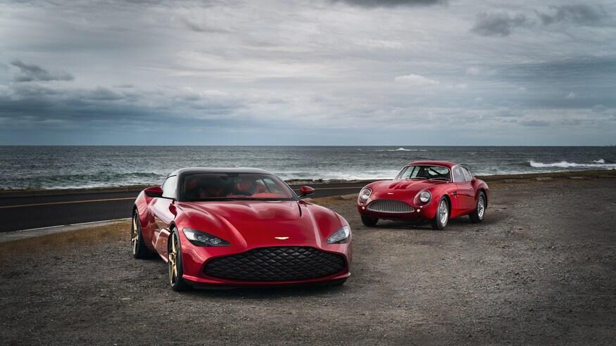 Aston Martin DBS GT Zagato DB4