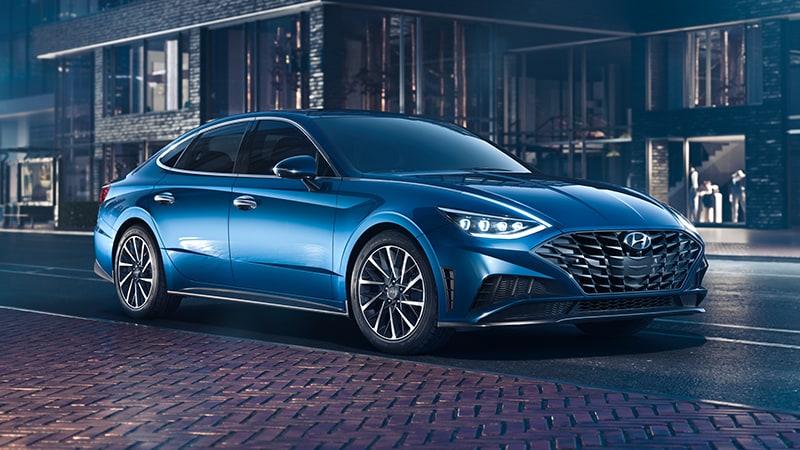 Hyundai Sonata 2020, Hadir Dengan Kecerdasan dan Keindahan Memukau