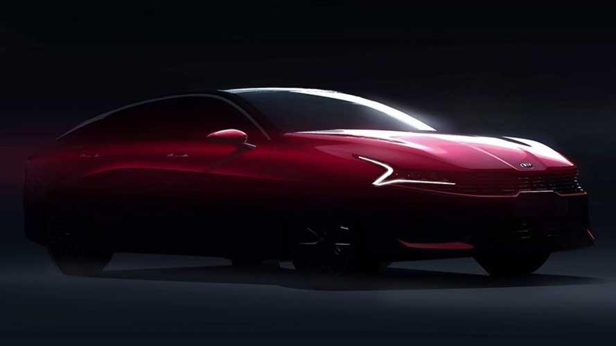Kia Optima 2021, Desain dan Tampilan Baru yang Dramatis