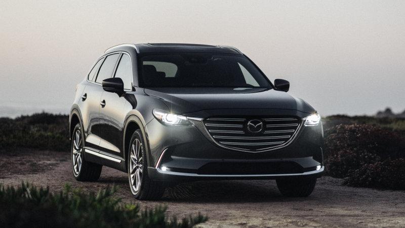 Mazda CX-9 2020 Hadir dengan Fitur Baru dan Tenaga Baru