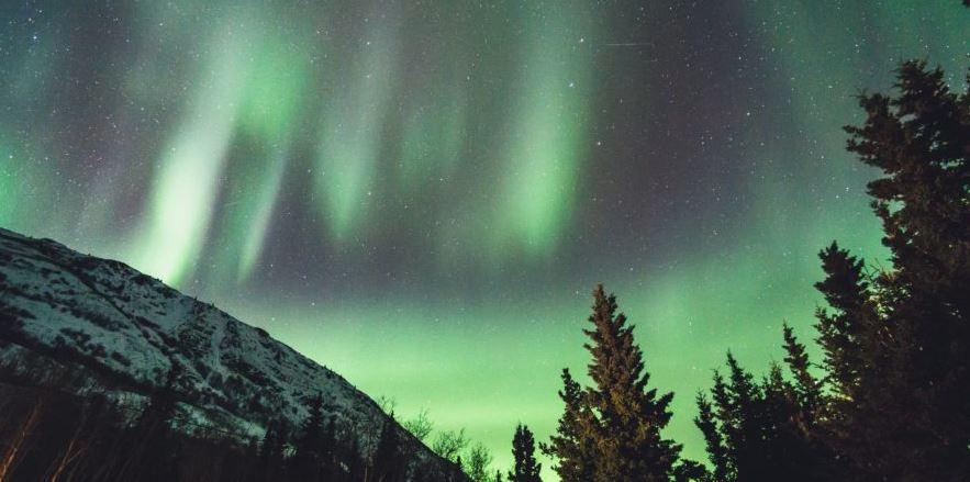 Lokasi Terbaik Untuk Melihat Aurora