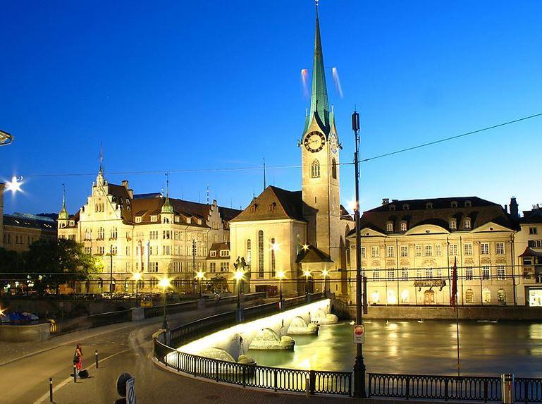 Liburan Hemat di Zurich