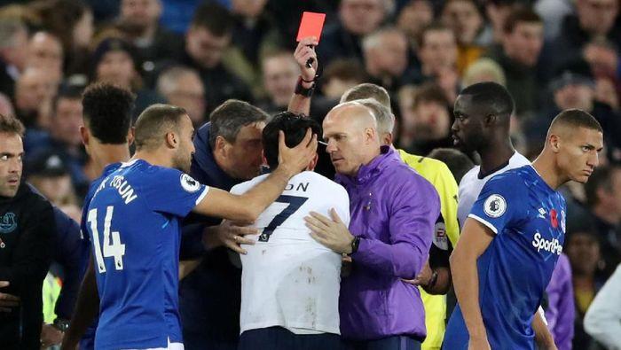 Tottenham Akan Segera Banding Kartu Merah Son Heung-min