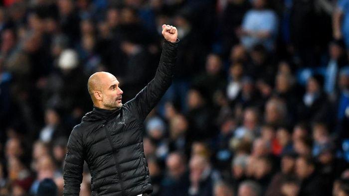 Pep Guardiola Tegaskan Bahagia Berada Di Man City