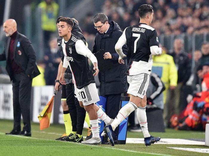 Ronaldo Bisa Terkena Sanksi Usai Lebih Cepat Tinggalkan Stadion