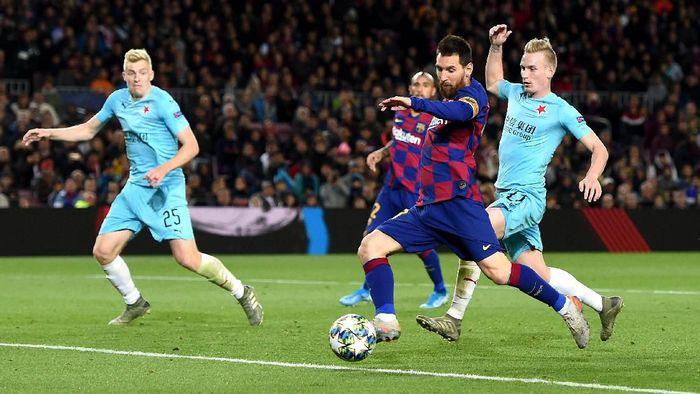 Pique : Barcelona Tak Bisa Juara Jika Bermain Seperti ini