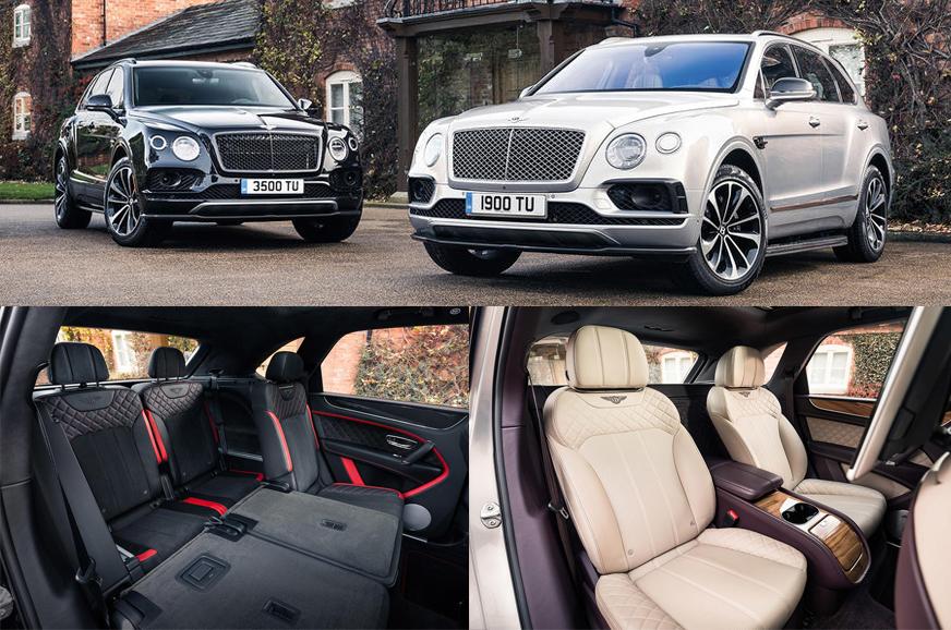 Bentley Bentayga Sekarang Hadir Dengan 4 dan 7 Seater