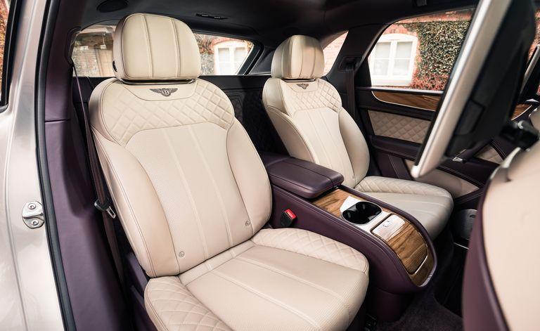 Bentayga 4 Seater