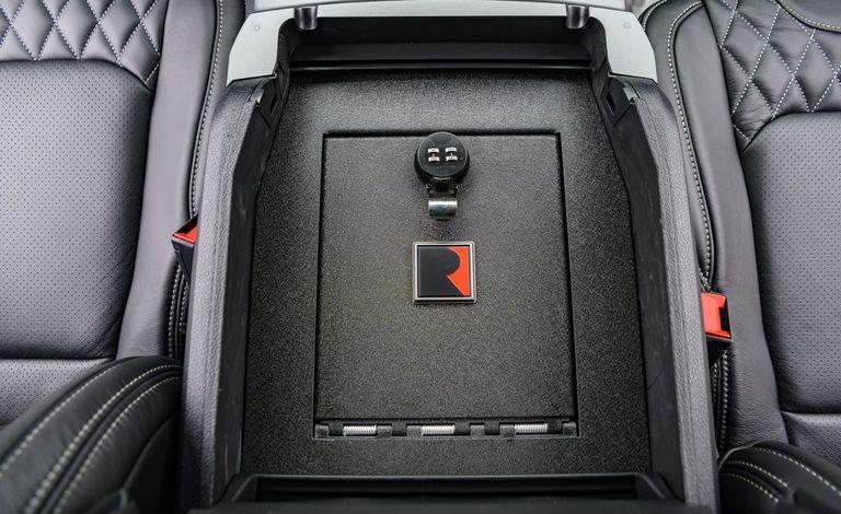 ROUSH F-150 CONSOLE BOX