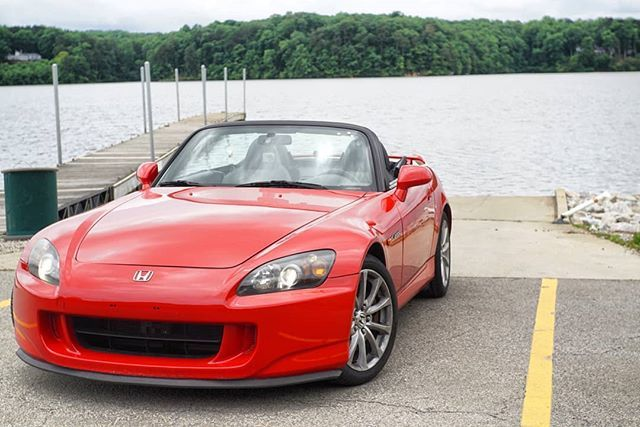 S2000 RED