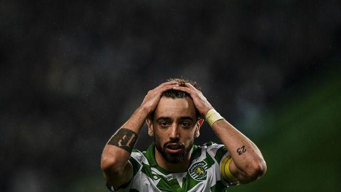 Bruno Fernandes Resmi Bergabung Dengan United