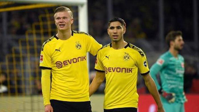 Borussia Dortmund Kalahkan Frankfurt Dengan Skor 4-0