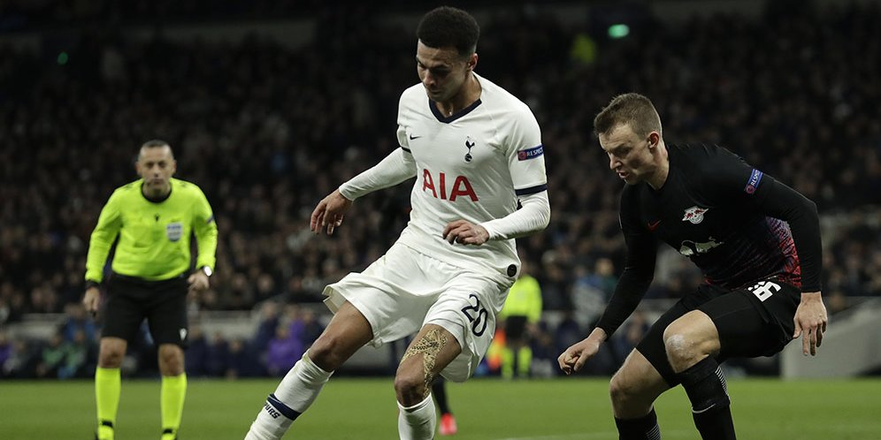 RB Leipzig Berhasil Kalahkan Tottenham Hotspur 0-1