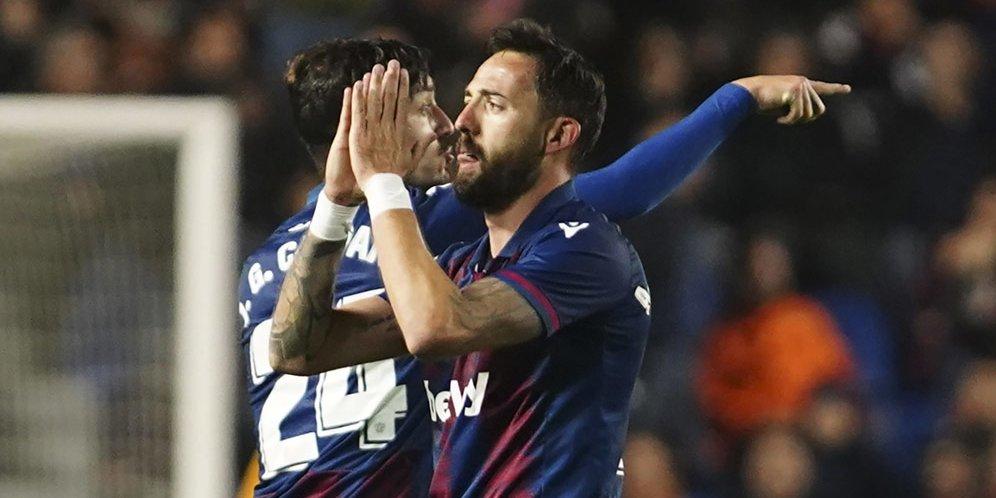 Levante Berhasil Kalahkan Real Madrid Dengan Skor 1-0