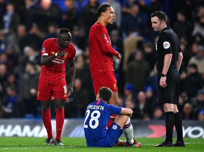 Liverpool Kalah Karena Banyak Membuat Kesalahan