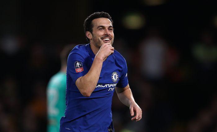 Pedro Rodriguez Akan Hengkan Dari Chelsea Musim Depan