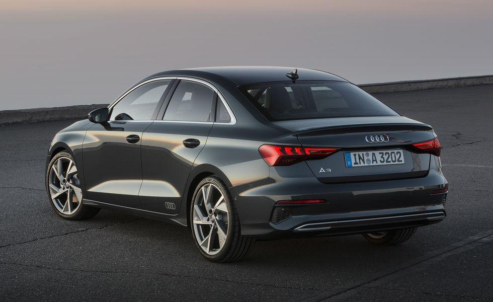 Audi A3 Sedan Akan Hadir di Amerika 2021