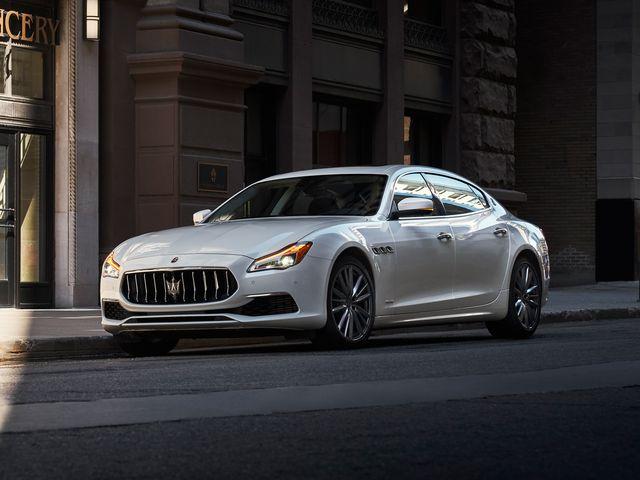 Maserati Quattroporte S Q4 Kurang Menawan