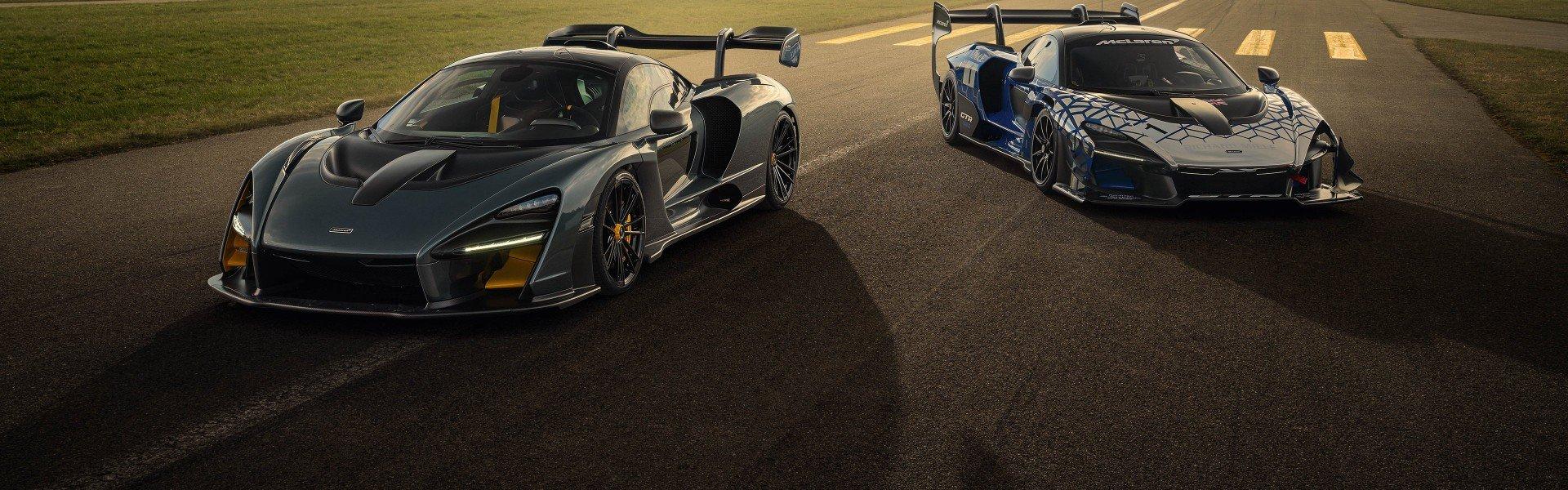 McLaren Mendapat Tenaga Tambahan Dari Novitec