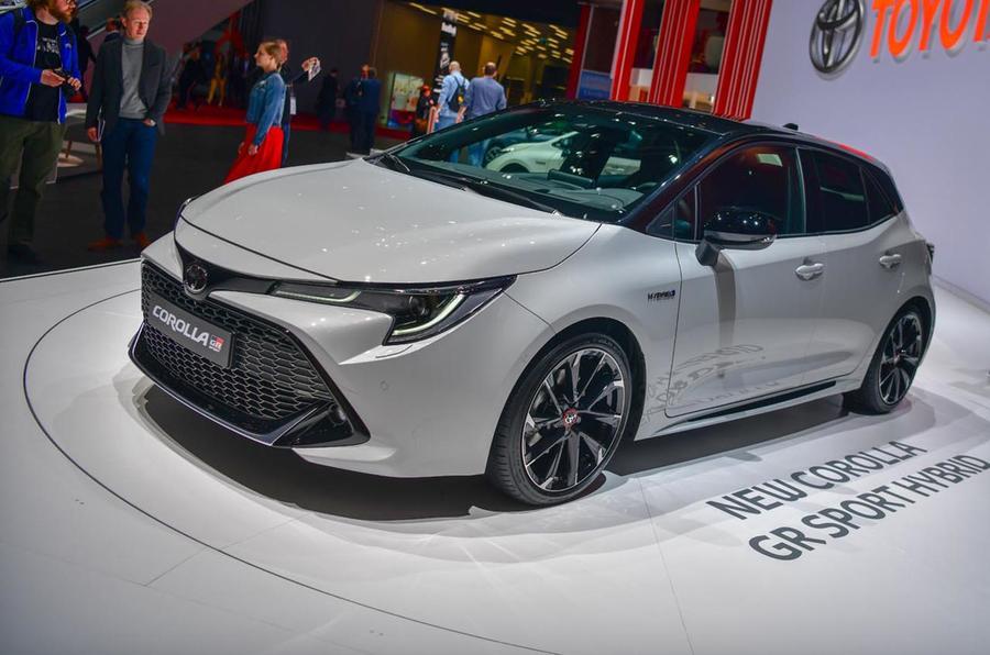 Toyota Corolla GR Akan Hadir 2022