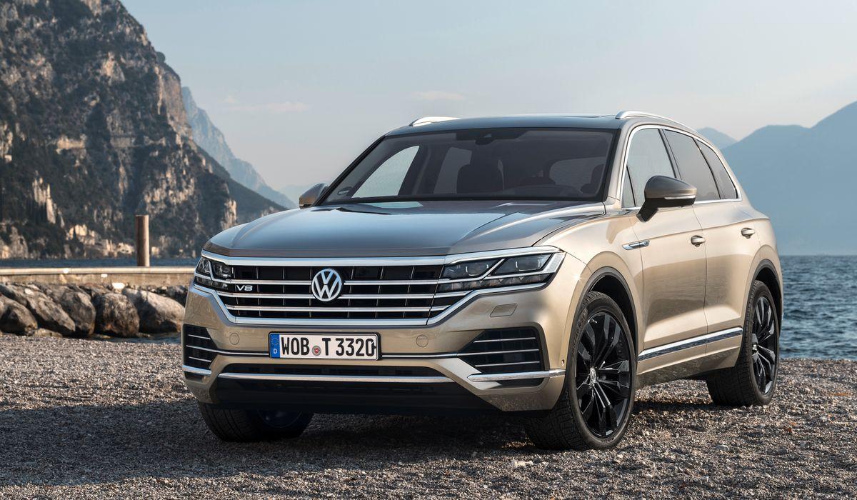VW Touareg 2020 Bermesin Diesel