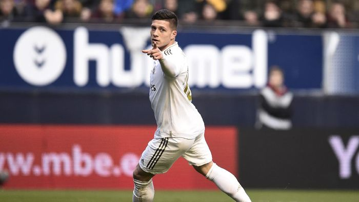 Luka Jovic Butuh Seorang Mentor Yang Tepat Di Real Madrid