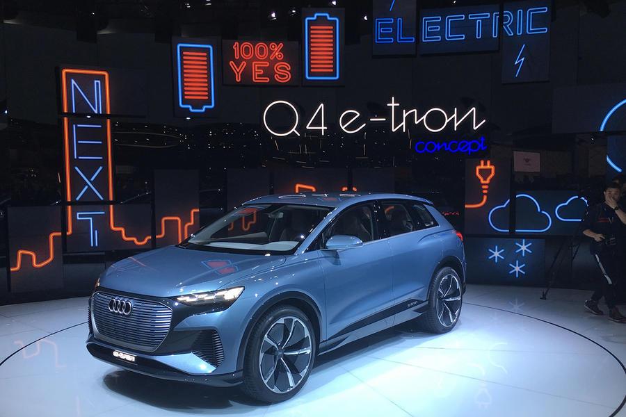 Audi Q4 e-tron Akan Menjadi Mobil Termurah