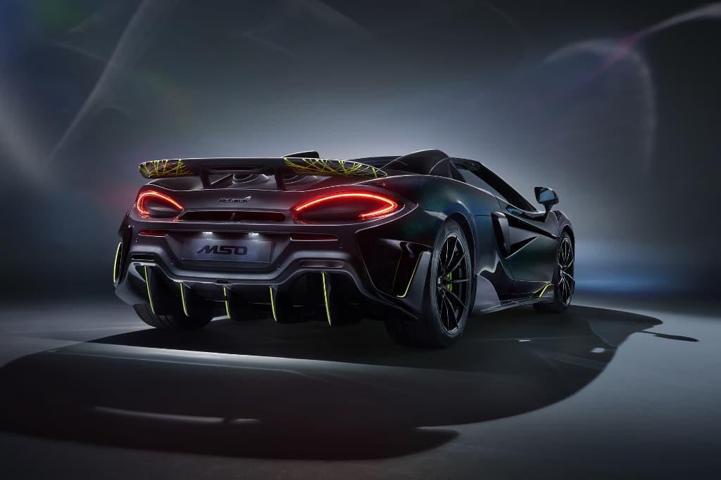 McLaren 600LT Terbaru Dapatkan Sentuhan Dari MSO