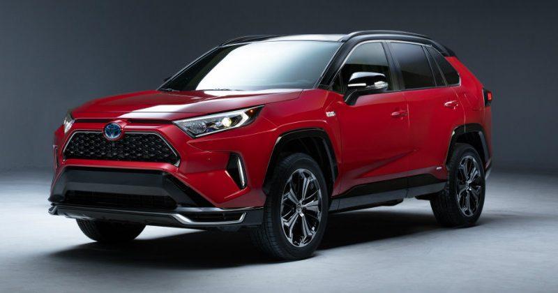 Toyota RAV4 Prime 2021 Dibanderol Dengan Harga Dibawah 40,000 USD
