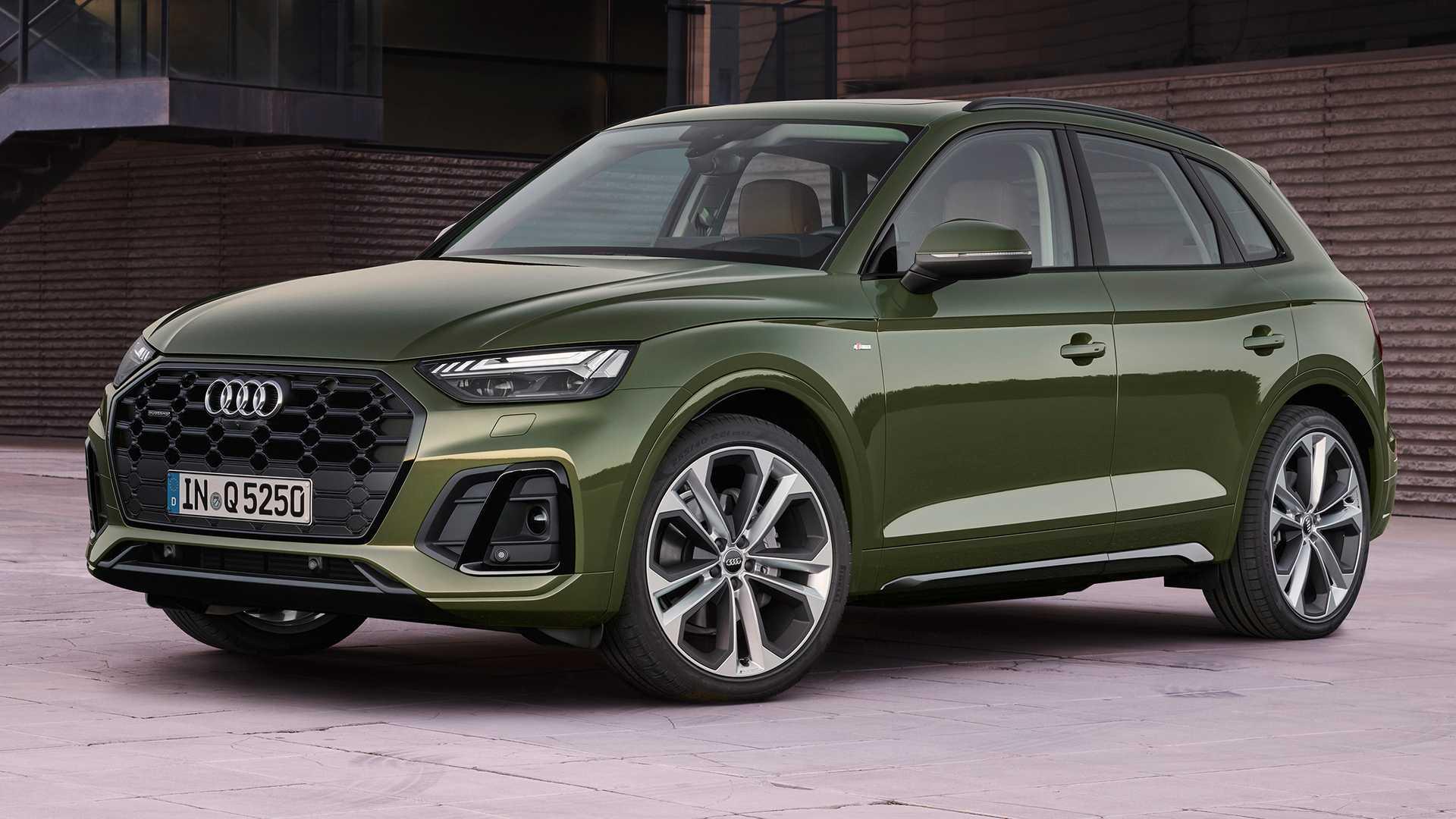 Audi Q5 2021 Terlihat Lebih Modern Dan Kekuatan Bertambah