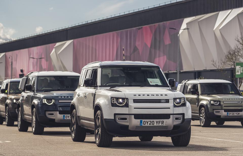Land Rover Defender 2020 Akan Segera Hadir di Amerika