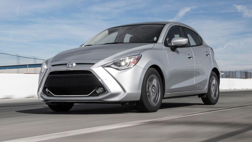 Toyota Yaris Sedan Dan Hatchback Dipastikan Mati di Amerika Serikat