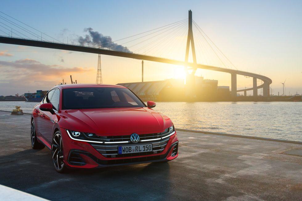 VW Arteon 2021 Mendapat Tampilan Tajam Yang Lebih Menarik