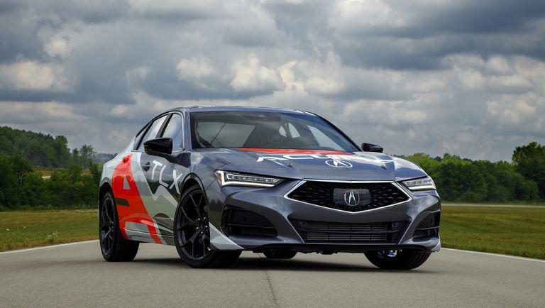 Acura TLX 2021 Akan Mengikuti Pikes Peak Hill Climb Tahun Ini