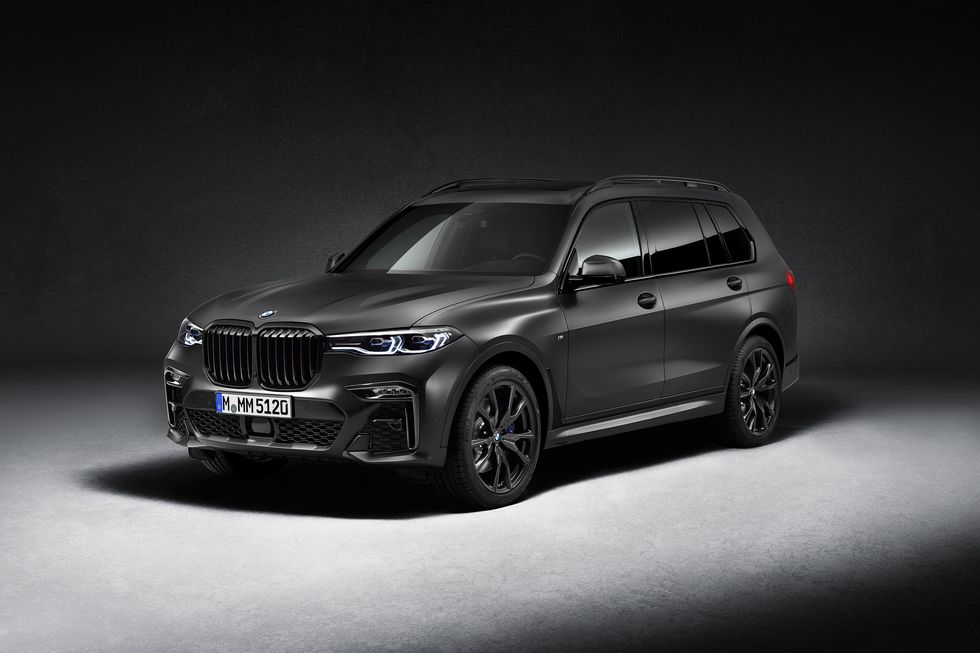 BMW X7 2021 M50i Mendapat Edisi Dark Shadow Ultra Eksklusif