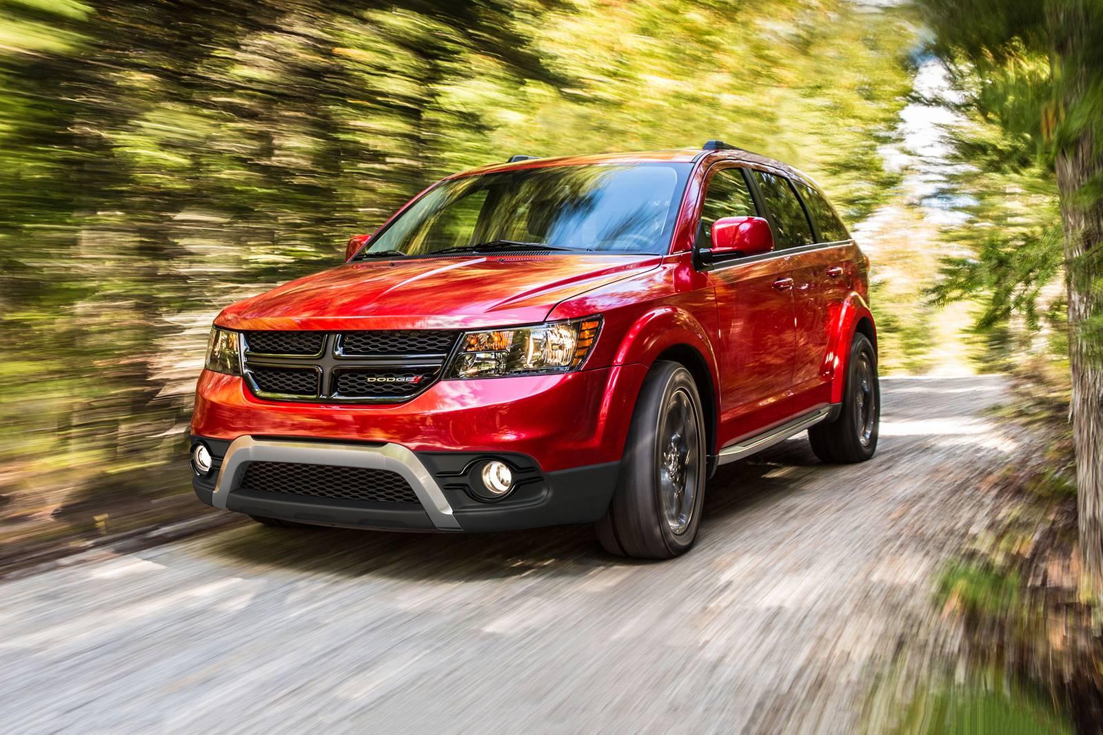 Dodge Journey Dan Grand Caravan Akan Tinggal Sejarah Setelah 2020