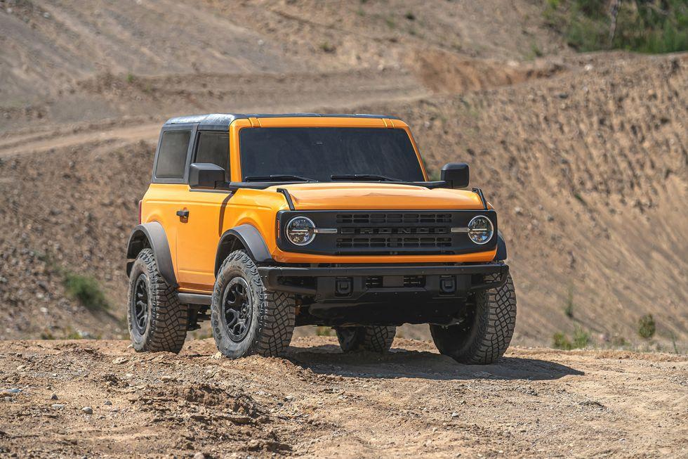 Ford Bronco 2021 Akhirnya Dirilis Dengan Model Basis 2 Pintu