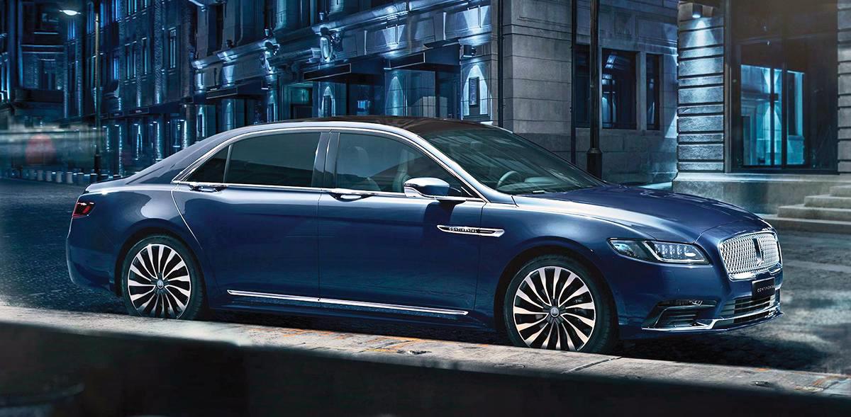 Lincoln Continental Batal Produksi, Jajaran Lincoln Berubah Menjadi SUV