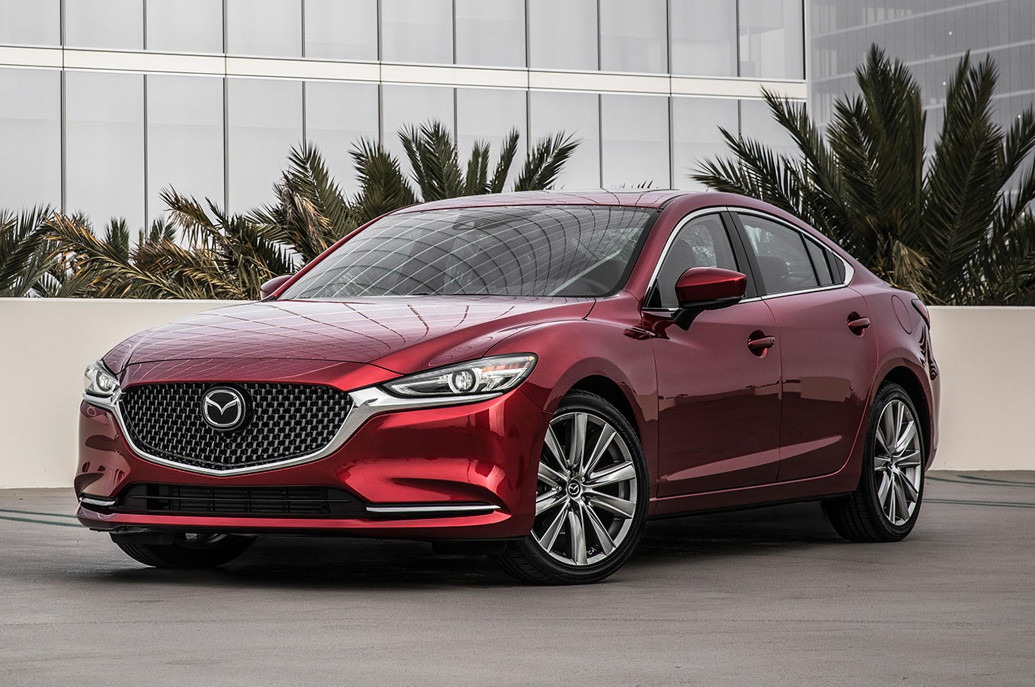 Mazda 3 Sedan 2021 Tambahkan Basis Mesin Berkapasitas 2.0Liter