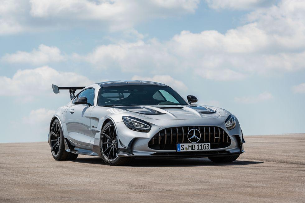 Mercedes AMG GT Black Series Yang Ekstrim Kembali Hadir