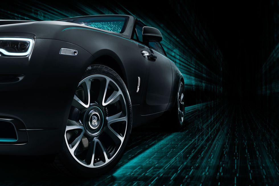 Rolls Royce Wraith Kryptos Dengan Puzzle Rahasia Didalamnya