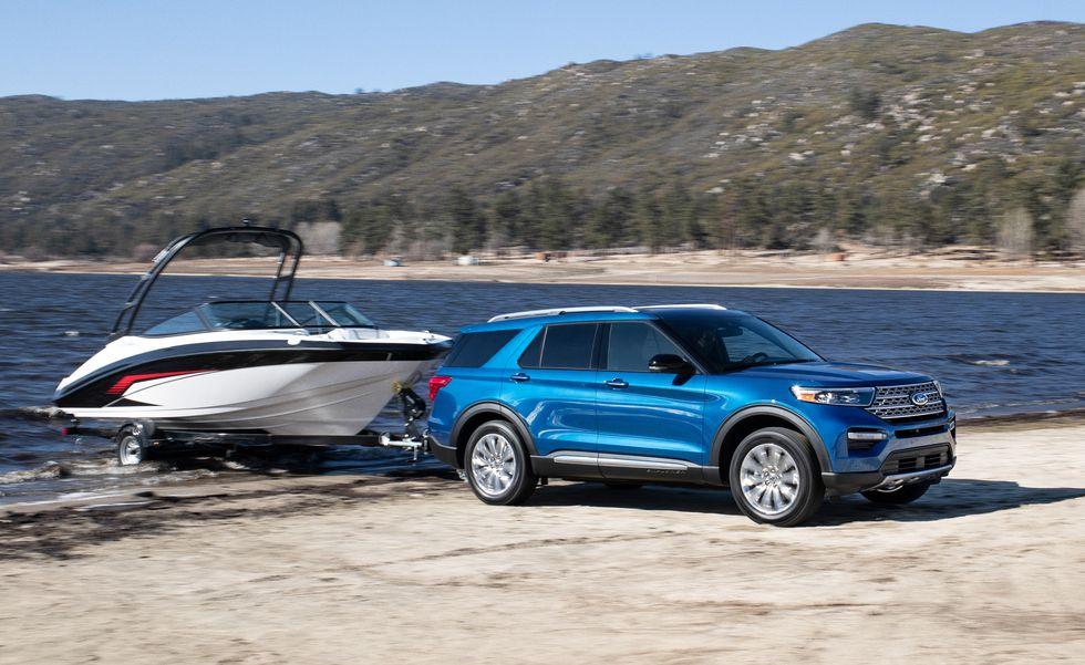 Ford Explorer 2021 Dapat Pemotongan Harga Untuk Semua Varian
