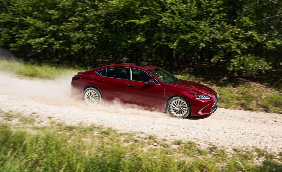 Lexus ES 2021 Dapat Tambahan Tipe ES250 Dengan AWD
