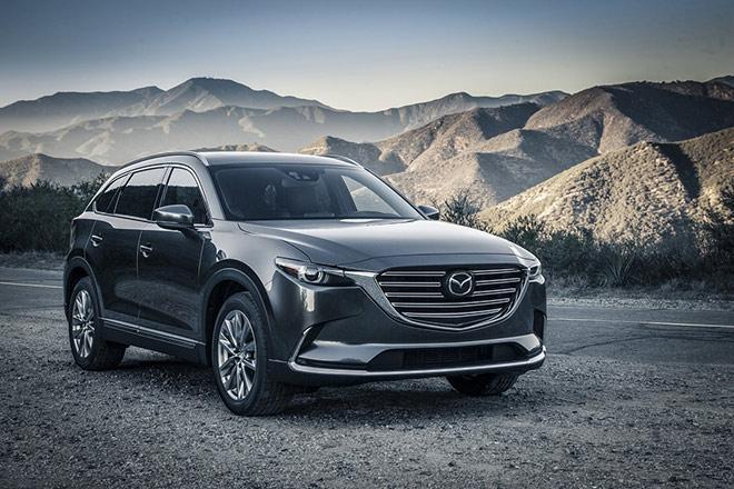 Mazda CX9 2021 Mendapat Infotainment Baru Dan Harga Sedikit Naik