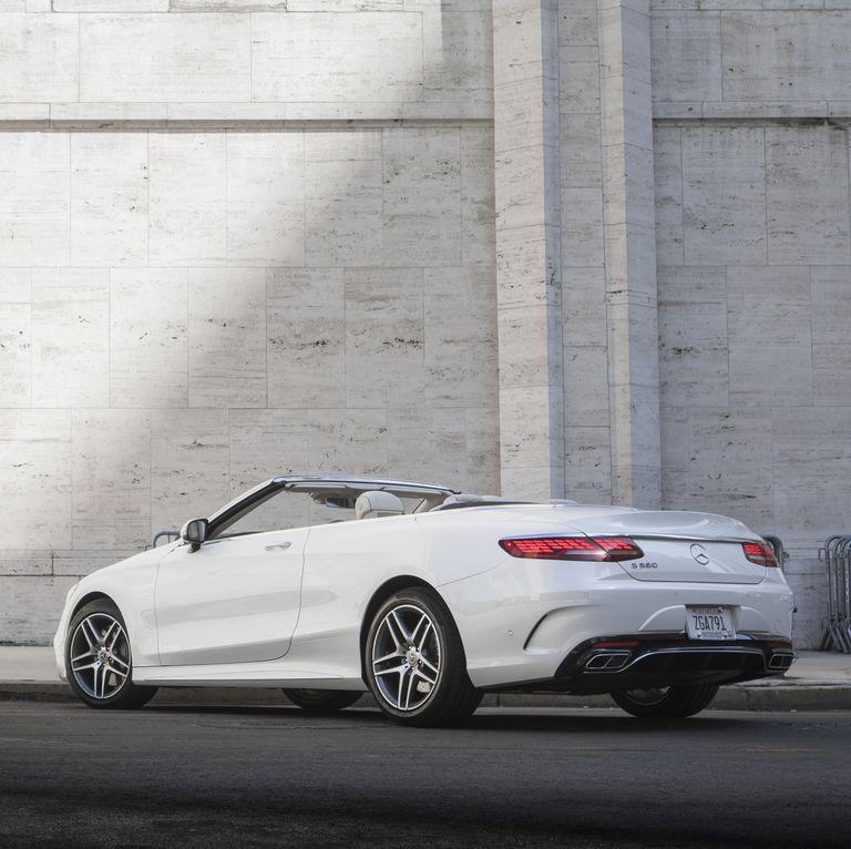 Mercedes Benz S Class Versi Coupe Dan Cabriolet Akan Punah